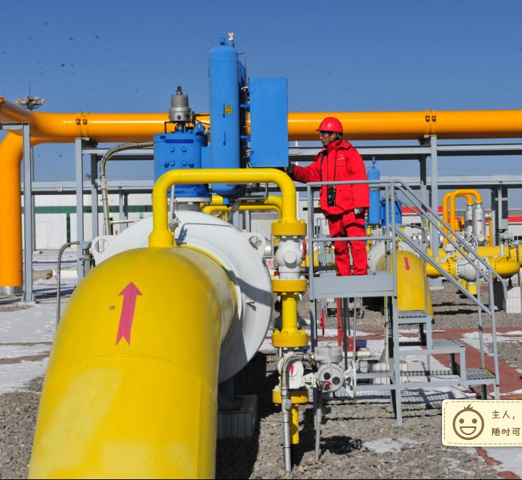 中石油如何保供:陕京天然气榆林站增压- Micro
