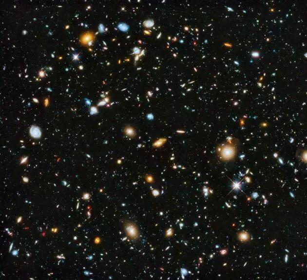 十張宇宙絕美星系 體會浩瀚無垠