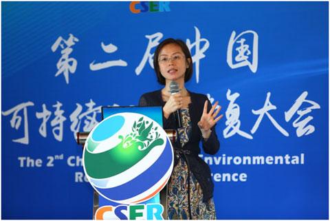 生态环境部环境规划院主任孙宁精彩发言
