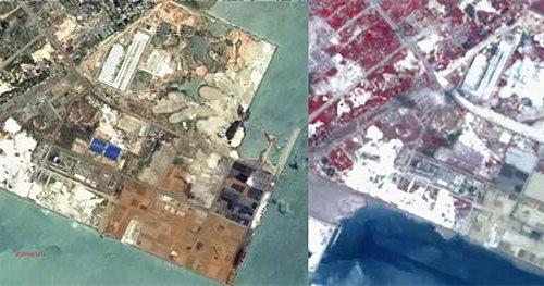 北海市大量冶炼废渣堆填港口