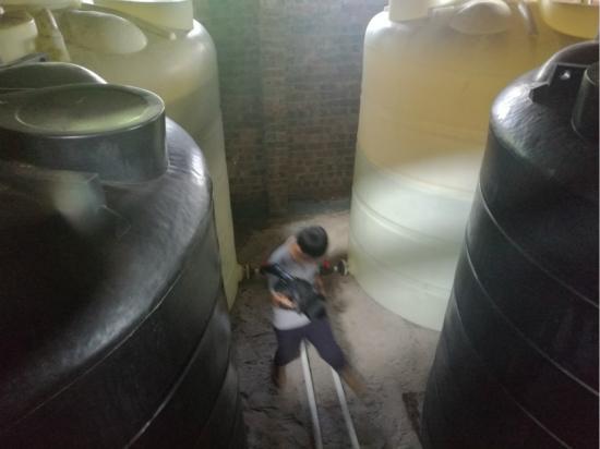 梧州市十年不作为 水源保护区环境风险突出