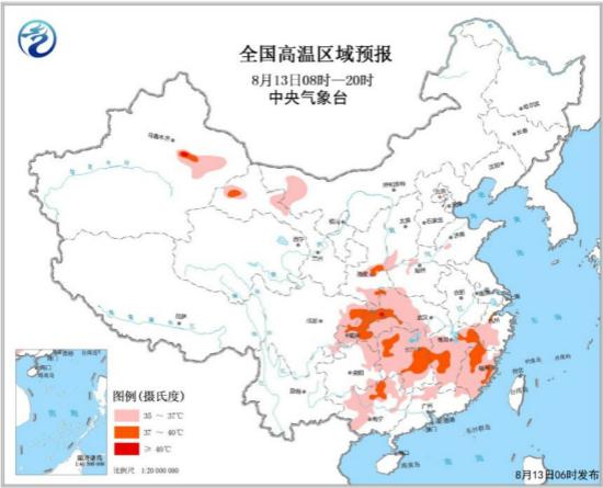 河南东部、江苏西部等多地将出现大暴雨
