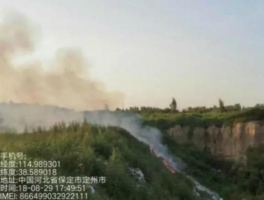 蓝天保卫战京津冀及周边发现涉气环境问题55个