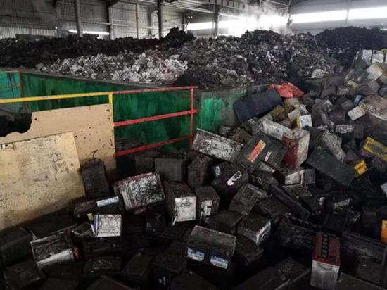 黔东南州台江经济开发区重金属污染隐患突出