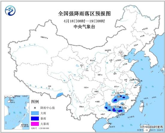 江南华南等地将有强降水北方部分地区有大风沙尘