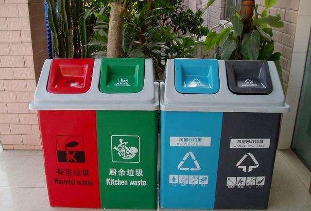 垃圾分类难以推行只因居民素质差?