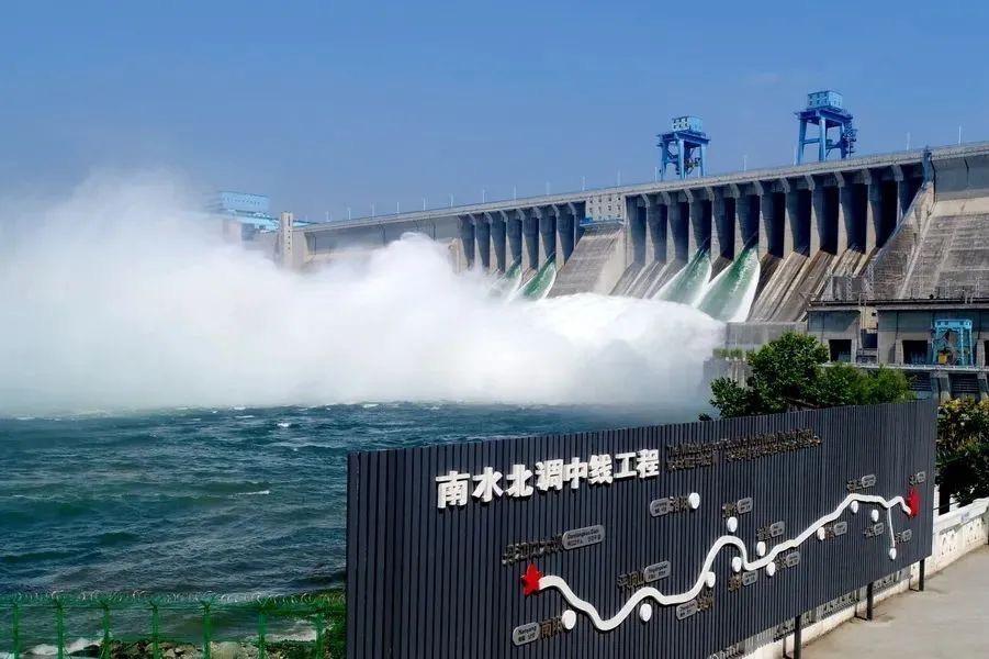 南水北调中线一期工程年度供水及生态补水均创历史新高