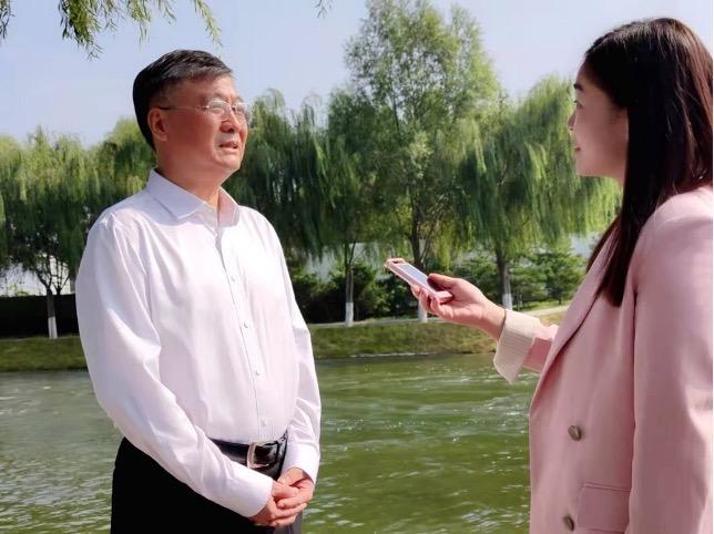 水利部副部长魏山忠:强化河湖长制 建设造福人民的幸福河湖