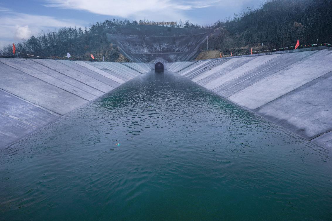 鄂北水资源装备一期工程完成全线通水