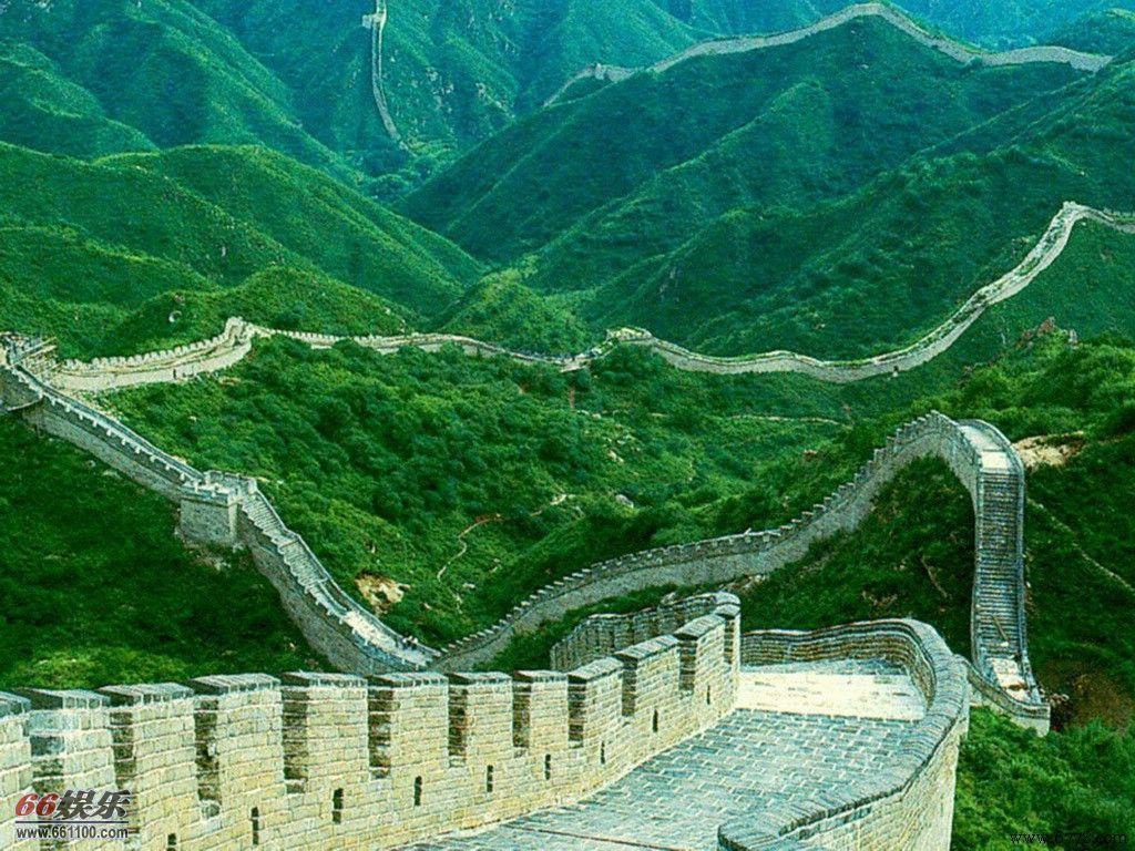 组图:中国风景名胜排行榜