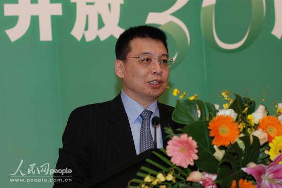 国家环保部历任部长_国家环保部副部长潘岳--环保--人民网