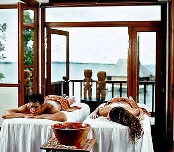 全球十大水上酒店:躺在床上听涛声【组图】 - 蝴蝶 - 一日一生