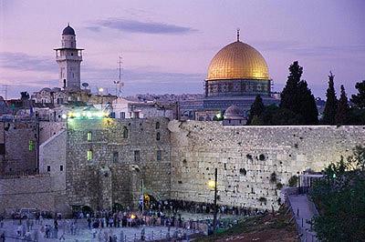 6、耶路撒冷希望救赎