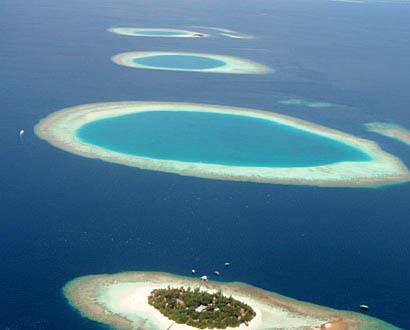 马尔代夫面临被海水淹没危险